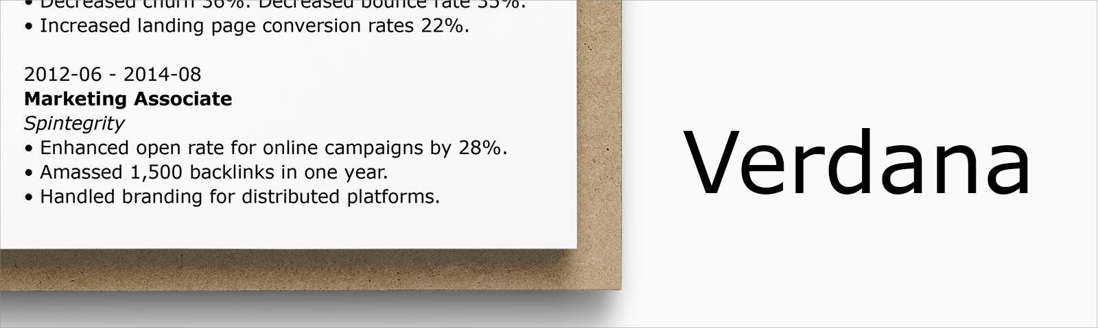 Best Font for a Resume: What Size & Typeface to Use? [15+ Pro Tips]